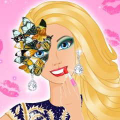 Barbie's Couture Makeup