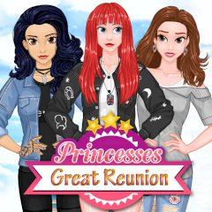 Princesses Great Reunion