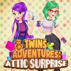Twins Adventures: Attic Surprise