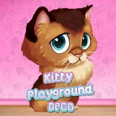 Kitty Playground Deco