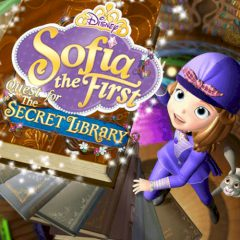 Quest for the Secret Library