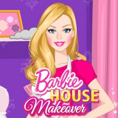 Barbie House Makeover