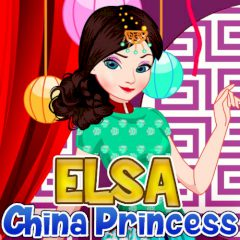 Elsa China Princess
