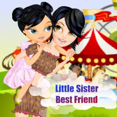 Little Sister Best Friend