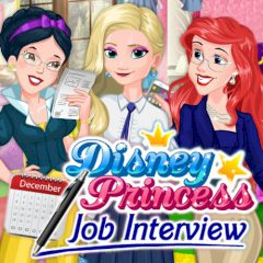 Disney Princess Job Interview