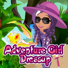 Adventure Girl Dressup