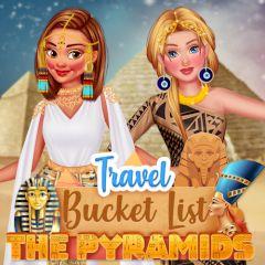 Travel Bucket List the Pyramids