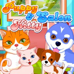 Puppy & Kitty Salon