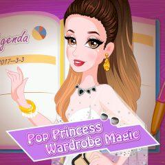 Pop Princess Wardrobe Magic