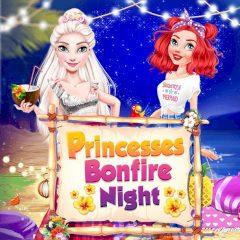 Princesses Bonfire Night