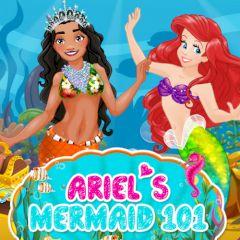 Ariel's Mermaid 101
