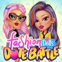 Fashion Dolls Date Battle