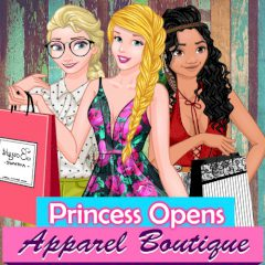Princess Opens Apparel Boutique