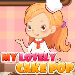 My Lovely Cake Pop