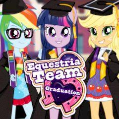 Equestria Team Graduation