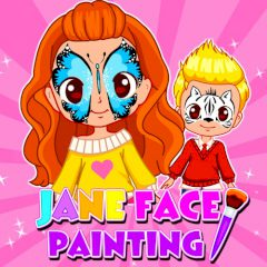 Jane Face Painting