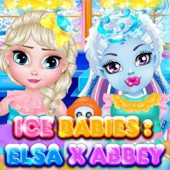 Ice Babies: Elsa x Abbey