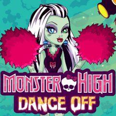 Monster High Dance off