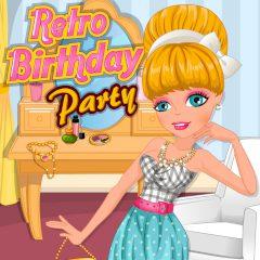 Retro Birthday Party
