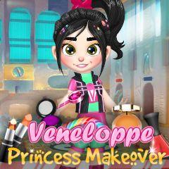 Venellope Princess Makeover