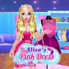 Elise's Pink Dress