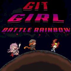 Gitgirl Battle Rainbow