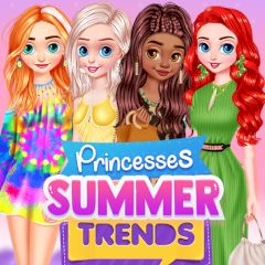Princesses Summer Trends