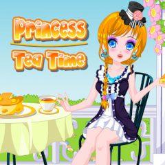 Princess Tea Time