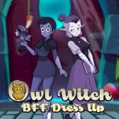 Owl Witch BFF Dress up