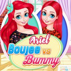 Ariel Boujee vs Bummy