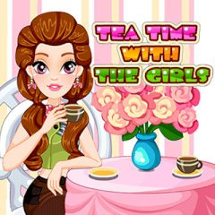 Tea Time with the Girls