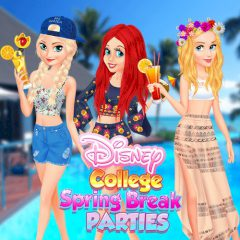 Disney College Spring Break Parties