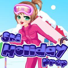 Ski Holiday Prep