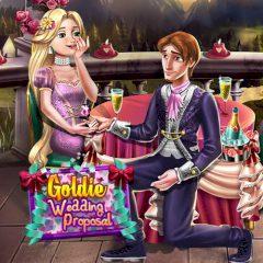 Goldie Wedding Proposal