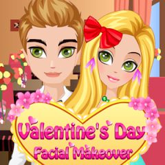 Valentine's Day Facial Makeover