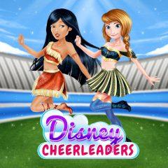 Disney Cheerleaders