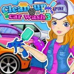 Clean up Car Wash 3