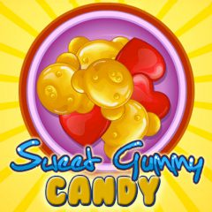 Sweet Gummy Candy