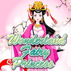 Wonderland Fairy Princess