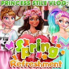 Princess Style Vlog: Spring Refreshment