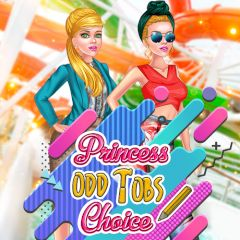 Princess Odd Jobs Choice