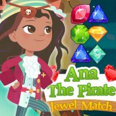 Ana the Pirate Jewel Match