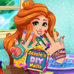 Jessie's DIY Nails