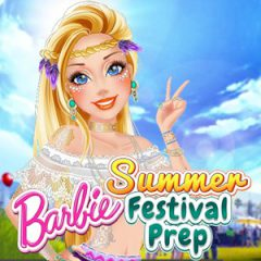 Barbie Summer Festival Prep