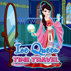 Ice Queen Time Travel