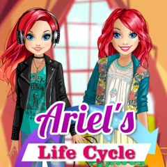 Ariel's Life Cycle