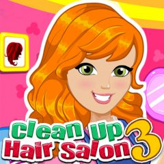 Clean up Hair Salon 3