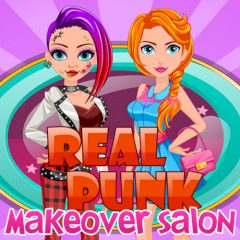 Real Punk Makeover Salon