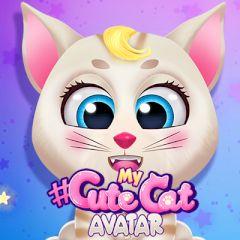 My #Cute Cat Avatar