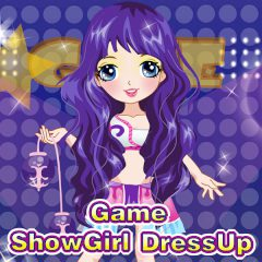 Game ShowGirl Dressup
